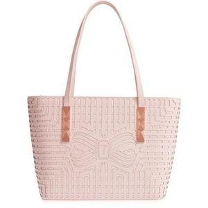 2xHP🎉 NWT Ted Baker Breanna Bow Shopper Bag